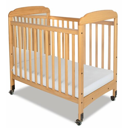 Foundations Serenity Compact Size Mirror End Crib