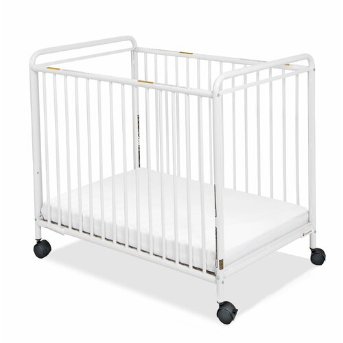 Foundations Chelsea Compact Steel Non-Folding Crib