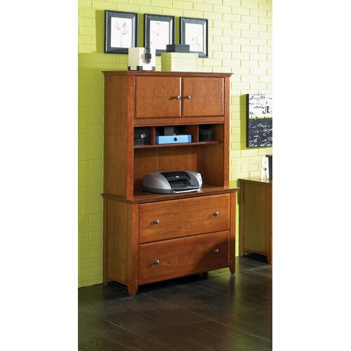 Os Home Office Furniture Hudson Valley Hutch For Lateral File Reviews Wayfair