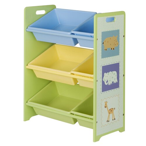 "OS Home & Office Furniture Toy Storage 21.65"" H"