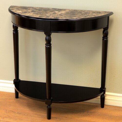 Hallway Console Table : Mega Home Entryway Console Table & Reviews  Wayfair