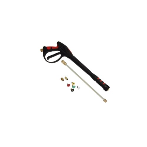 Apache Hose and Belting Cold Water 4000 PSI Pressure Washer Gun Kit