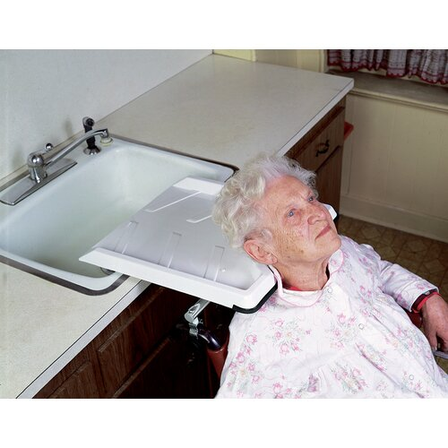 Ableware Wheelchair Shampoo Rinse Tray