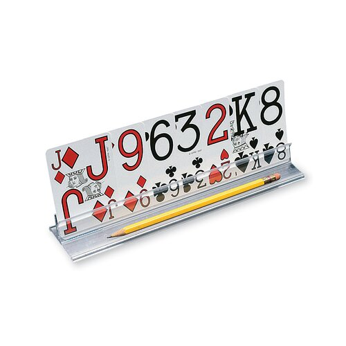 Ableware Playing Card Holder Task Aid Set of 4
