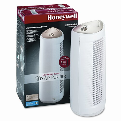 Honeywell 3-Speed Quietclean Tower Air Purifier