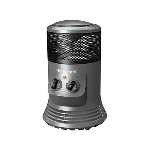 Honeywell Mini Tower Space Heater with Adjustable Thermostat