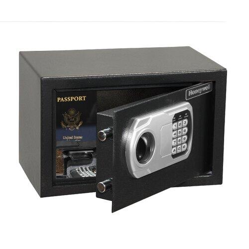 Honeywell 0.35 Cubic Feet Digital Lock Steel Security Safe