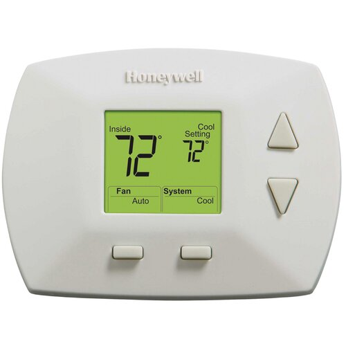 Honeywell Deluxe Manual Thermostat
