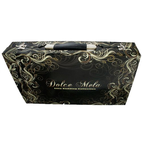 Dolce Mela Ghepardo 6 Piece Duvet Cover Set
