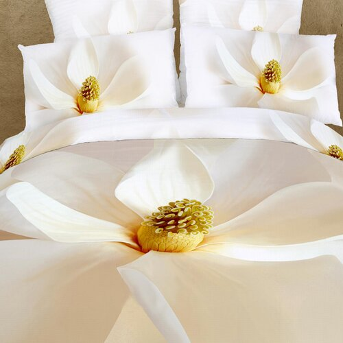 Magnolia 6 Piece Duvet Cover Set