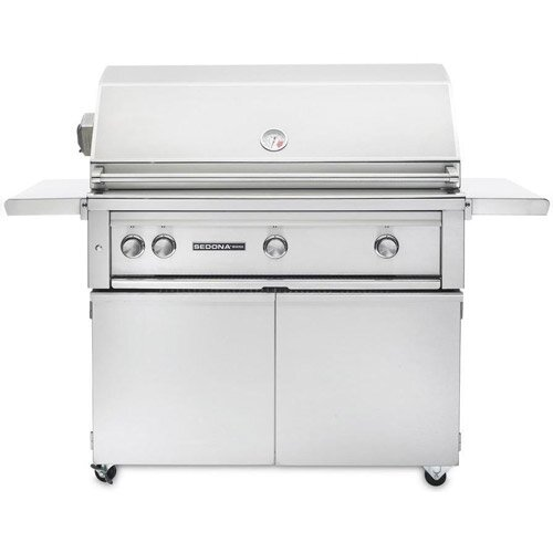 """Lynx 42"""" Sedona Built-In ProSear Gas Grill with Rotisserie"""