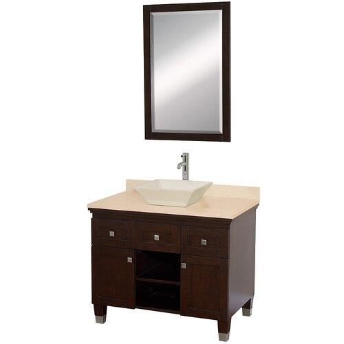 "Wyndham Collection Premiere 36"" Bathroom Vanity Set"