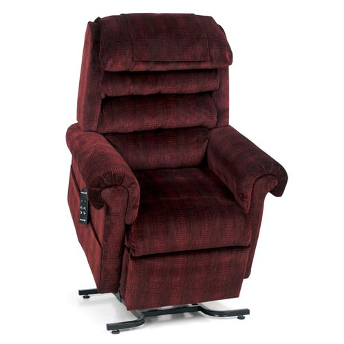Relaxer Medium Zero-Gravity Position Lift Chair with Head Pillow