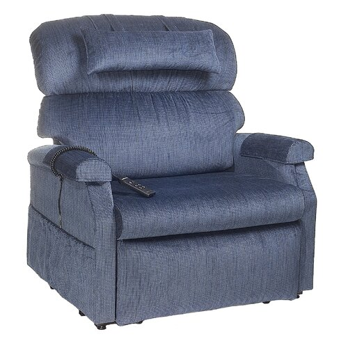 Comforter Extra Wide Series Heavy-Duty Infinite Position Lift Chair