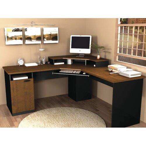 Bestar Hampton Computer Desk