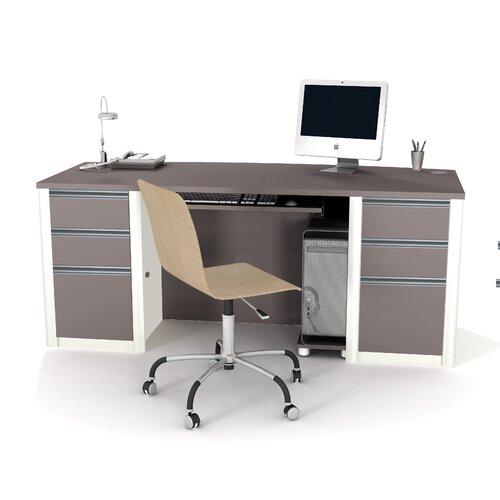 Bestar Connexion Executive Desk Kit