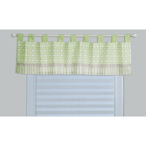 "Trend Lab Lauren 56"" Curtain Valance"