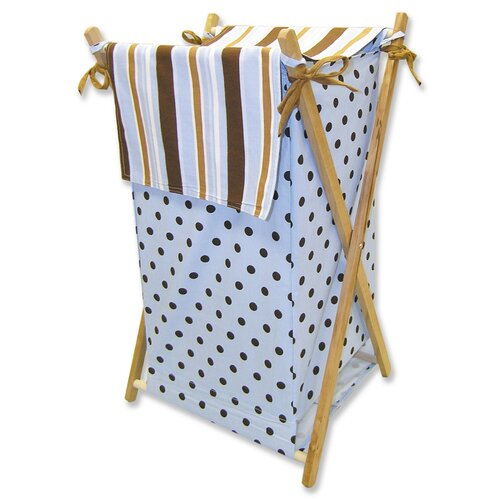 Trend Lab Max Hamper Set with Frame