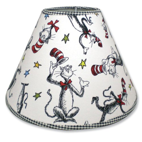 Trend Lab Dr Seuss Cat in the Hat Lamp Shade