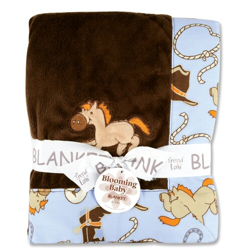 Trend Lab Baby Receiving Blanket
