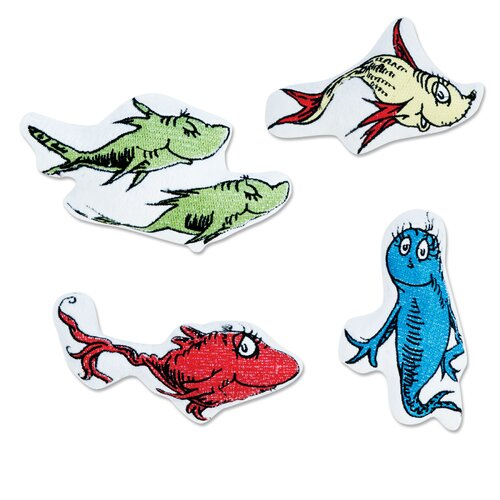 Trend Lab Dr Seuss 1 Fish 2 Fish Mobile