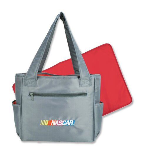 Trend Lab Nascar Messenger Diaper Bag
