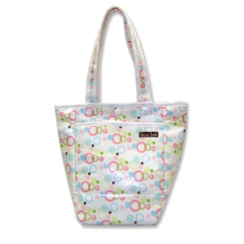 Cupcake Mini Tulip Tote Diaper Bag