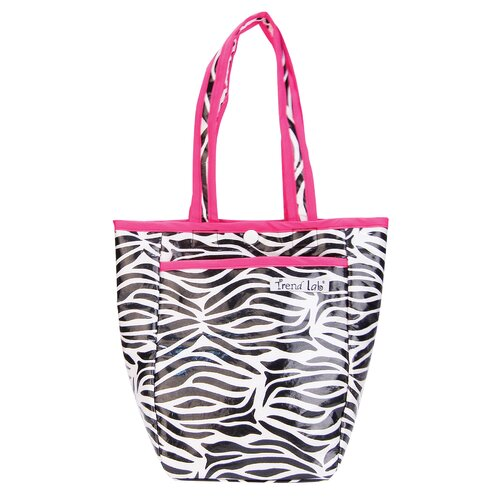 Trend Lab Mini Tote Diaper Bag