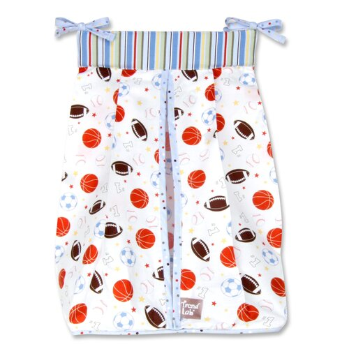 Little MVP Diaper Stacker