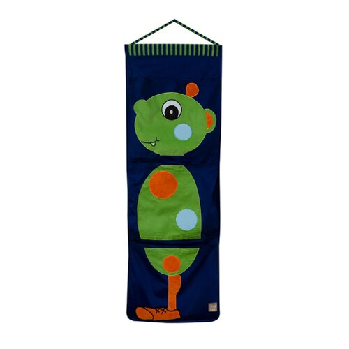 Trend Lab Snuggle Monster Toy Organizer