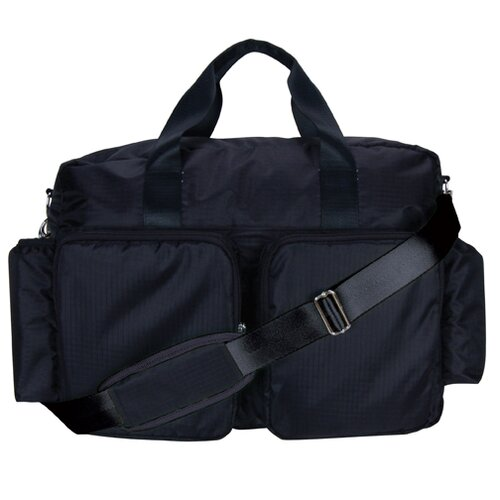 Deluxe Duffle Diaper Bag