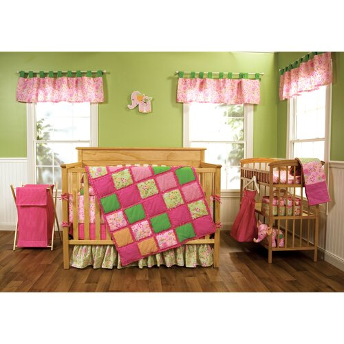 """Trend Lab Sherbet Tap Top 56"""" Curtain Valance"""