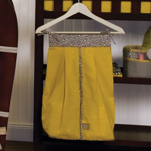 Trend Lab Hello Sunshine Diaper Stacker