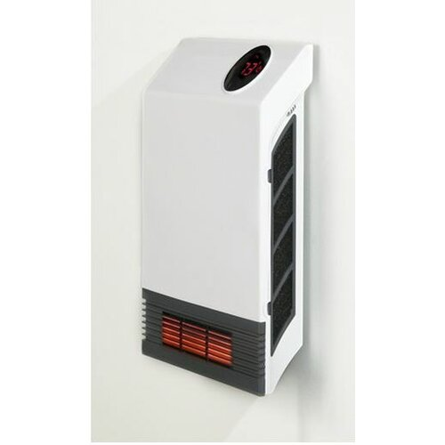 Heat Storm 1,000 Watt Infrared Baseboard Delux Space Heater