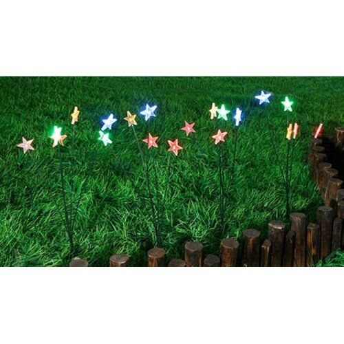 20 Light Solar Star Light
