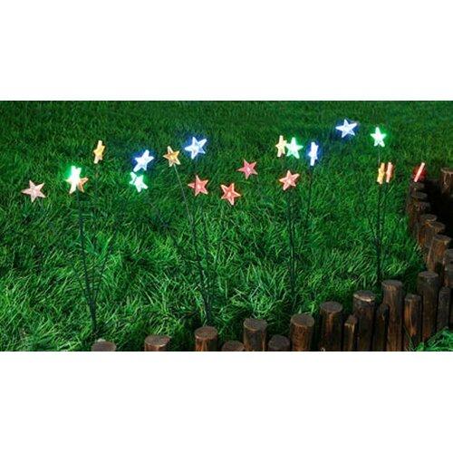 20 Light Solar Star Light