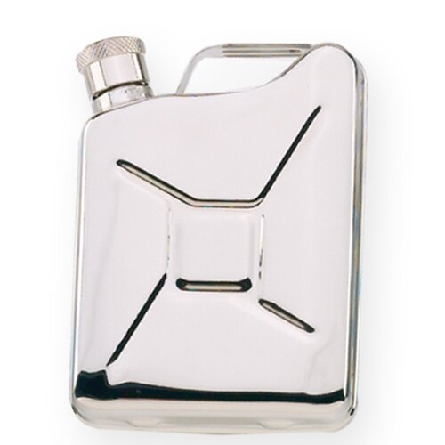 6 Oz. Gas Tank Flask