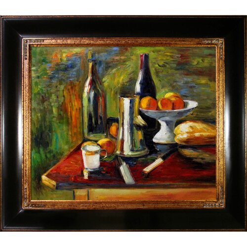 Tori Home Still Life with Oranges by Matisse Framed Hand Painted Oil on Canvas