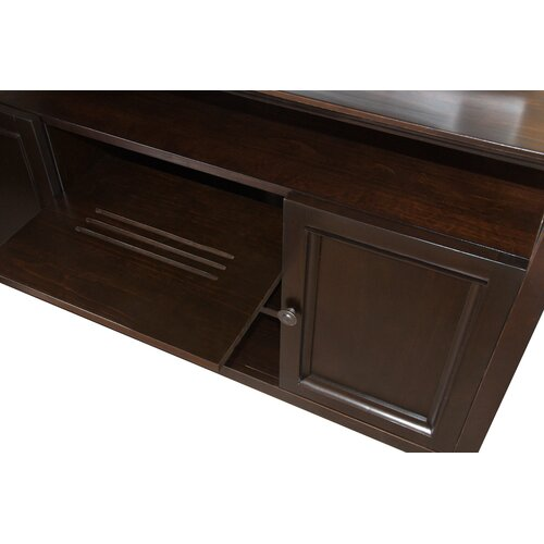 "Simpli Home Amherst 54"" TV Stand"
