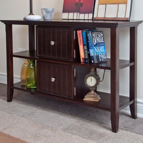 Acadian Console Table