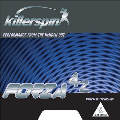 Killerspin Forza 4Z Table Tennis Blade Rubber