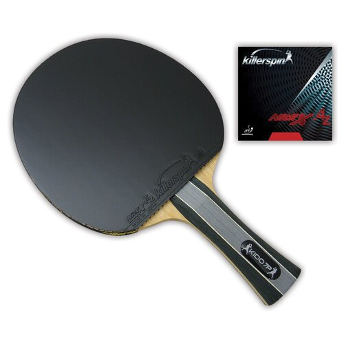Killerspin RTG Series Kido 7P Edition Flared Table Tennis Paddle