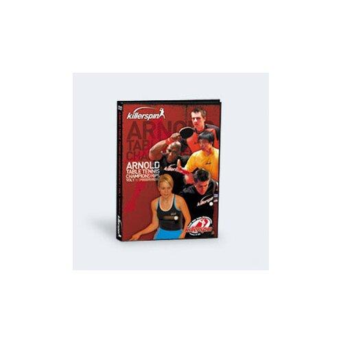 Killerspin 2005 Arnold Table Tennis Championships DVD Vol.1