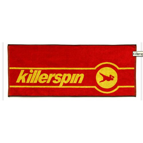 Killerspin Table Tennis Tournament Towel in Red
