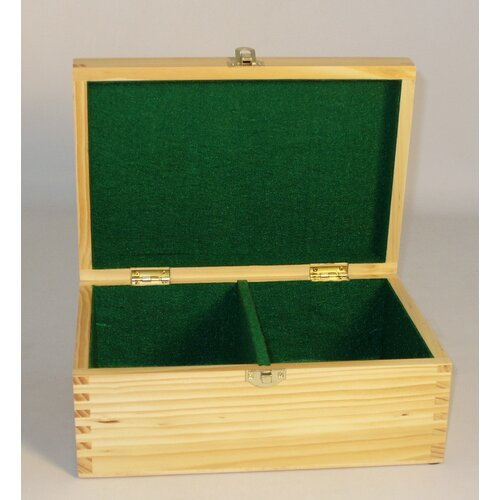 Chopra Large Pine Chess Box