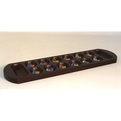 Play All Day Games Jumbo Wood Mancala Game
