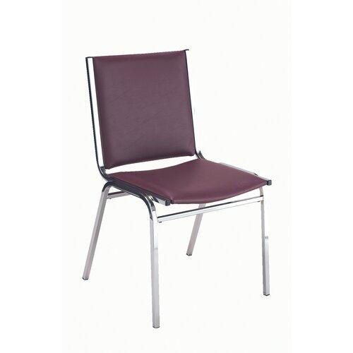 """KFI Seating 1"""" Seat Stacking Chair"""