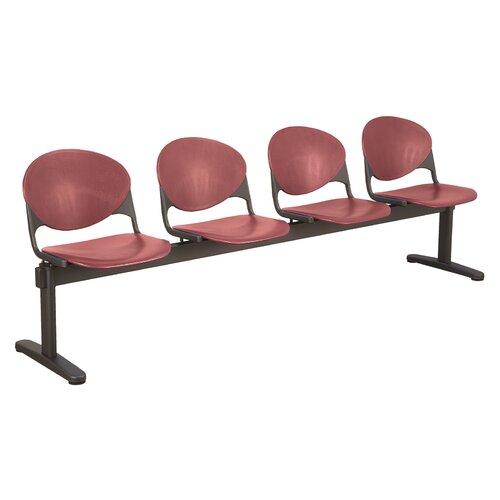 KFI Seating Beam Seating with Back