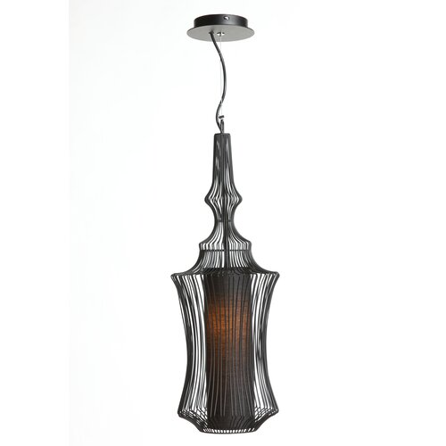Siena 1 Light Mini Pendant