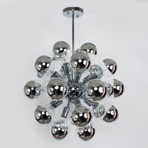 The Mercury 29 Light Chandelier